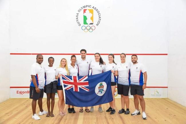 Senior Caribbean Squash Championships